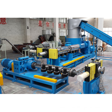 recycle plastic granulator machine